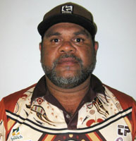 Bradley Wilson ADBT Director – Mornington Island Waanyi Community Representative