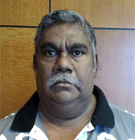 Richie Bee, ADBT Director – Representative for Gkuthaarn Native Title Group