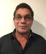 Richard Sewter - ADBT Director - Representative for Waanyi Native Title Group – Mornington Island.